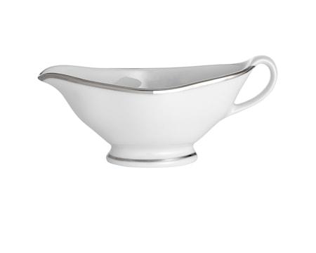 Bistro såssnipa vit/silver 32 cl