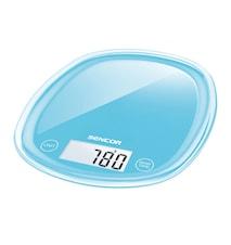 Kjøkkenvekt Pastell Blå 5 kg