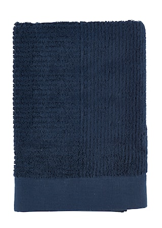 Zone Denmark Pyyhe Classic Royal Sininen 140×70 cm