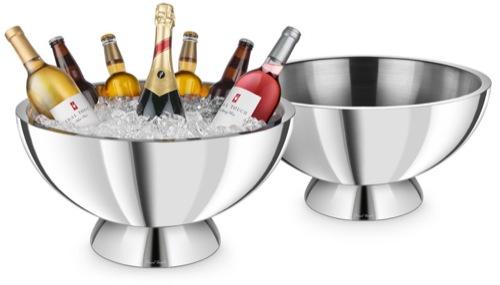 Champagne Double- Dubbelväggad Champagnekylare