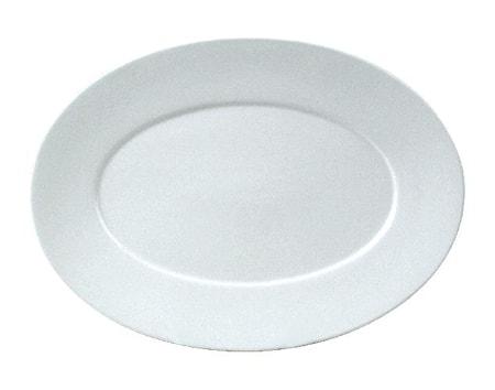 Exxent Tallrik oval Zeus 35x25,5 cm