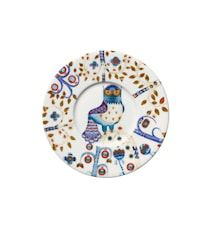 Taika Cappuccinounderkop 15 cm hvid