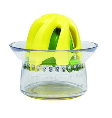 Citruspress Juicester 2-i-1 för Citron & Lime