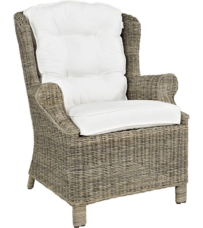 Liberty Wingchair inkl. dyna - Grey Lacak