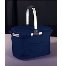 Cooler Basket Navy Blue