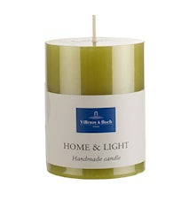 Essent.Candles Pillar Appelgreen 7x9cm