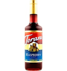 Raspberry syrup 750ml