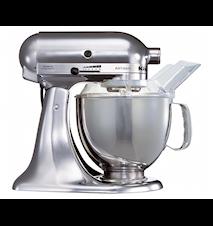 Artisan 175 Kjøkkenmaskin 4,8 liter Krom