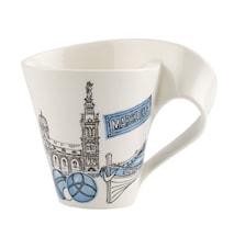Cities of the World Mug Mugg 0,35l - Marseille