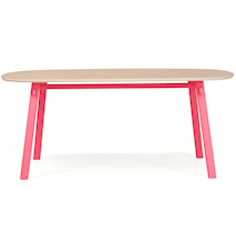 Table Céleste solid oak - 220 cm