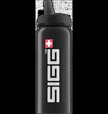 Drikkeflaske Svart