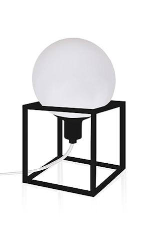 Bordslampa Cube Svart