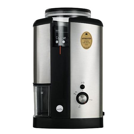 Kaffekvarn med malverk WSCG-2 Svart