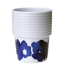 Filippa K kaffemugg 31 cl Kobolt 2 st
