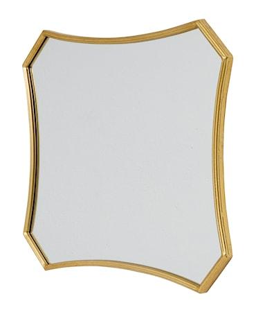 Bild av Nordal Spirit spegel med järnram 60x57 cm