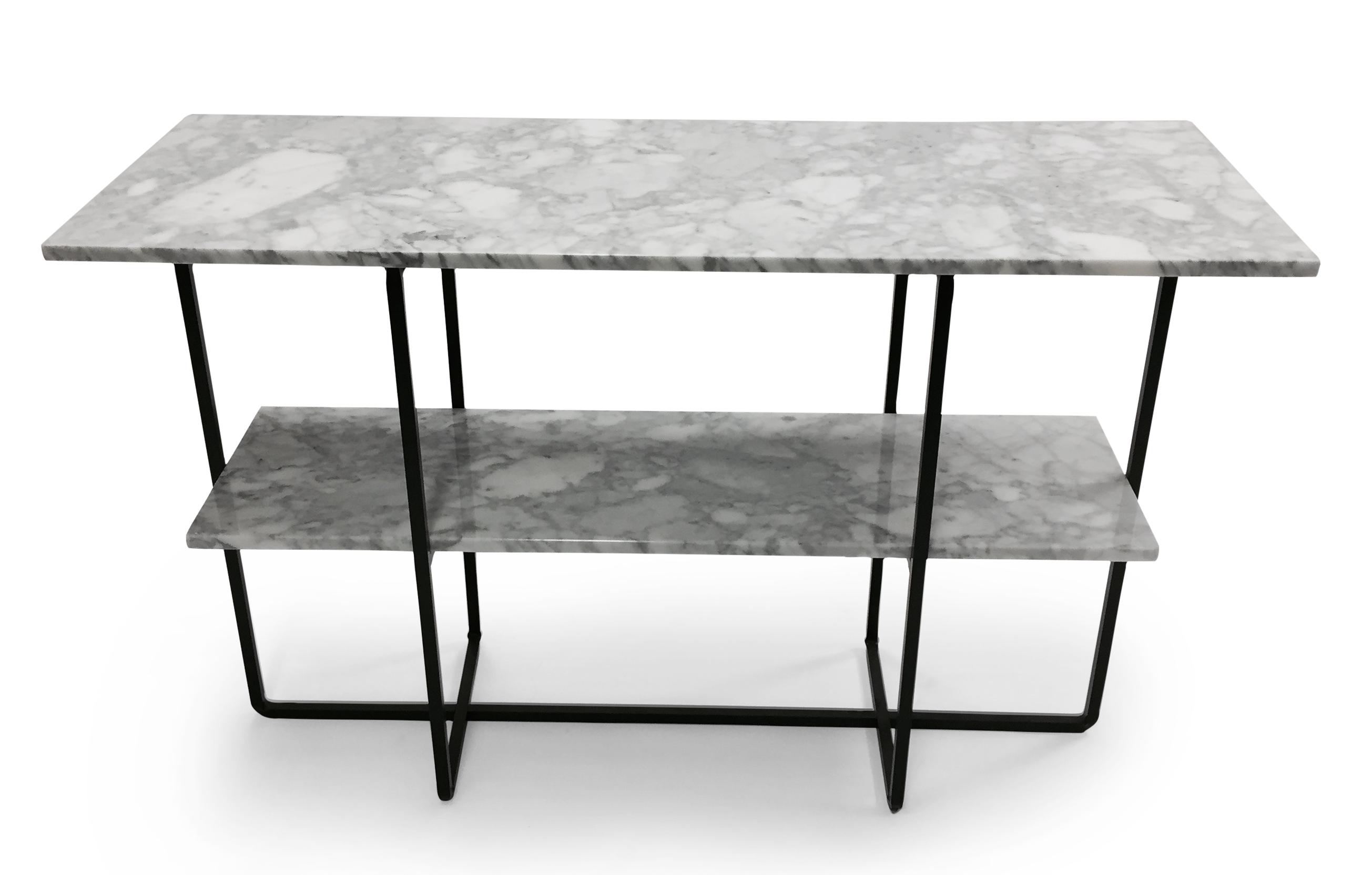 Council sidobord i marmor