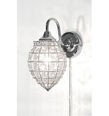 Væglampe Mona Klar