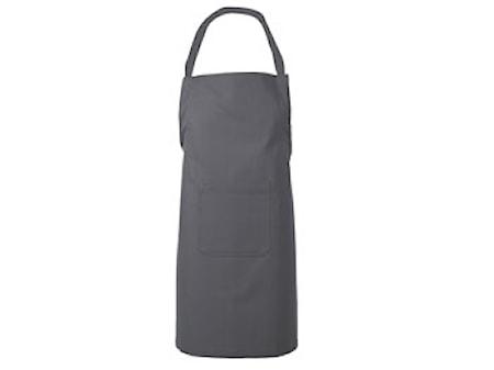 Damförkläde Gastro grå