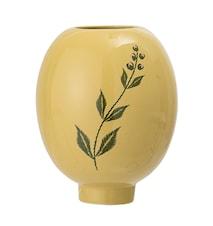 Vas Stone Yellow Ø12x15 cm