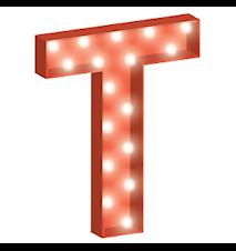 Cirkuslampan liten - T