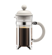 Caffettiera Kaffebryggare 3 koppar Vit