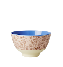Melaminskål Liten Äng med blommor Ø 11 cm