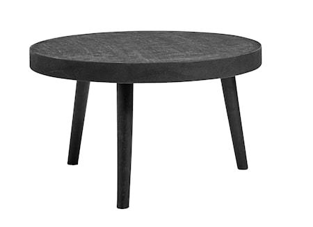 Concrete wood soffbord