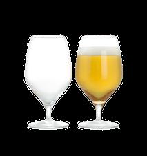 Premium Ölglas, 2 st., 60 cl