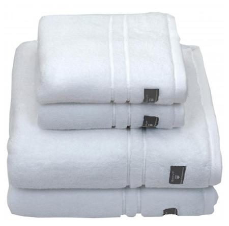 Premium Terry Handduk 50x70 White