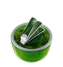 Salladsslunga SMART TOUCH grön 26 cm