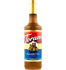 Amaretto syrup 750ml