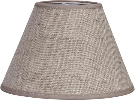 Bild av PR Home Royal Lampskärm Lin Ljusbeige 20 cm