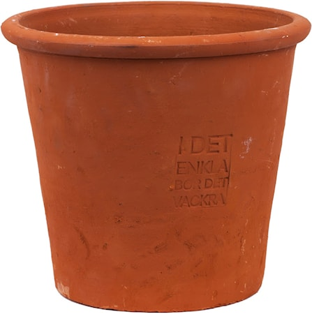 Terracottakruka ø15 h13,5 cm