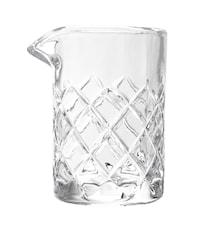 Melkekanne Glass 9x13,5 cm