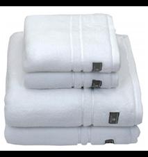Premium Terry Ansiktshåndkle 30X50 White