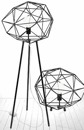 Bild av Globen Lighting Golvlampa Diamond Svart