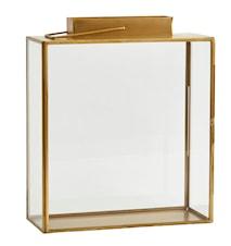 Lanterna Large 26x11x30 cm - Guld