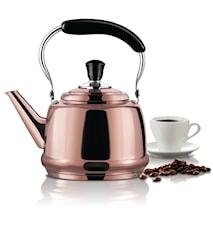 Kaffepande 1,5 Liter Kobber