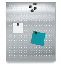 Pure Home Anslagstavla Perforerad 50x60 cm
