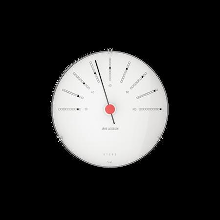 Rosendahl Arne Jacobsen Bankers Hygrometer, Ø 12 cm