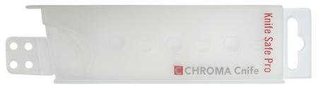 CHROMA type 301 Teräsuoja 15,3×4,5 cm, sopii P4