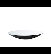 Krenit Tallerken Hvid Ø 16 cm