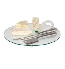 Ostefat inklusive ostekniver