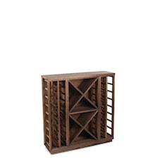 Solid Redwood Furniture Base Mørk Eik