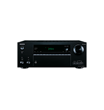 TX-NR656 Musta