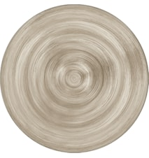 Neo Barocco Soup plate TAUPE
