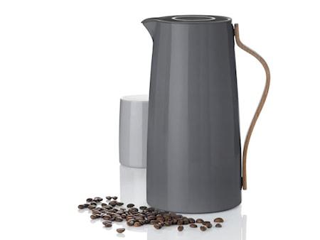 Kaffekanna Emma 1,2 liter Mörkgrå