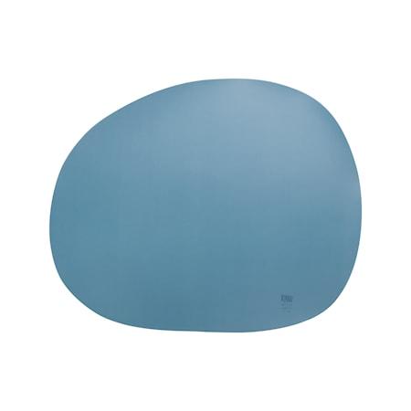 Raw Bordstablett Organic Blå
