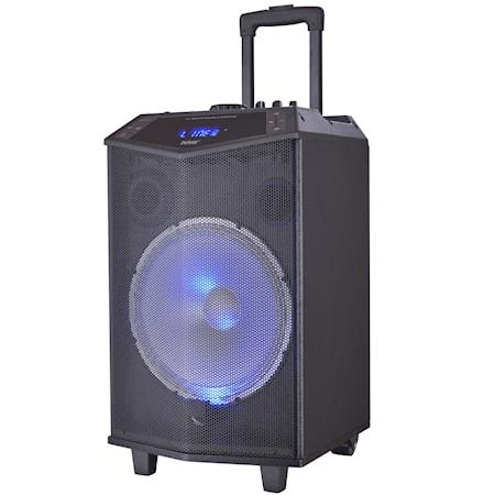 12' Bluetooth-högtalare rullbar