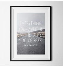 Fear poster - 40x60